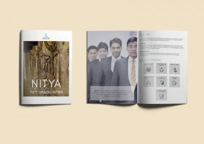 NITYA Associates design sample | Scientity